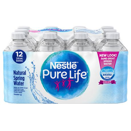 Nestlé Pure Life 100 % Natural Spring Water - image 3 of 5
