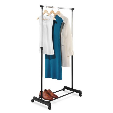 Honey-Can-Do Adjustable Height Garment Rack - image 1 of 3