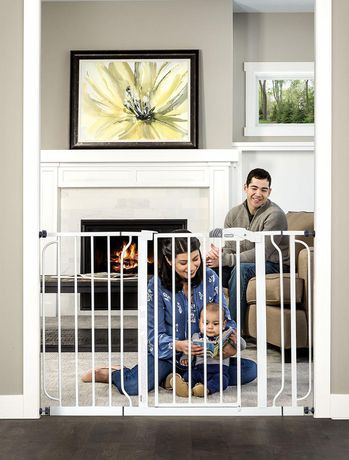 Regalo International Easy Step Extra Wide Baby Gate ...