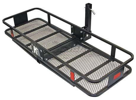Dk2 Hitch Mounted Cargo Carrier Walmart Canada