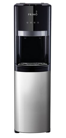 primo heavier use bottled water dispenser stainless steel