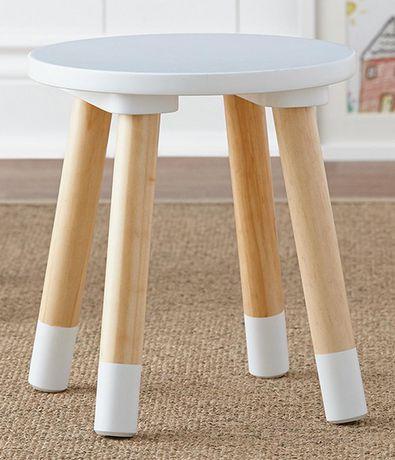 Fantastic Mainstays Kids Round Stool Machost Co Dining Chair Design Ideas Machostcouk