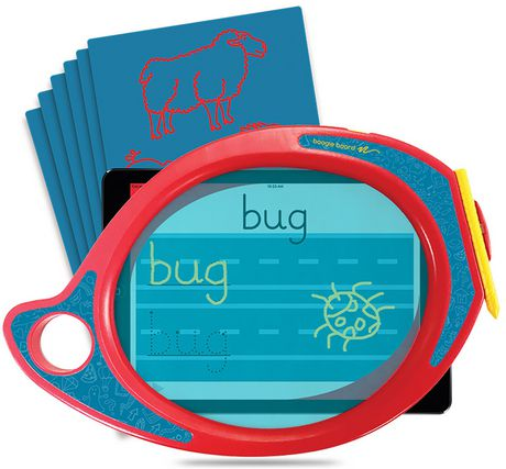 Boogie Board Play And Trace Paperless Doodle Pad Activity Pack - image 1 of 1