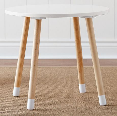 Mainstays Kids White Round Table Walmart Canada