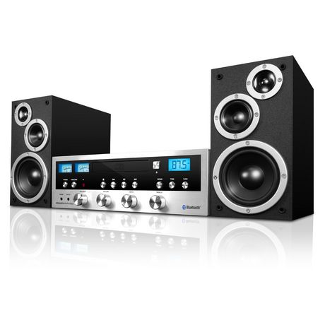 Innovative Technology 50W CD Stereo System with Bluetooth - ITCDS-5000 - image 1 of 1