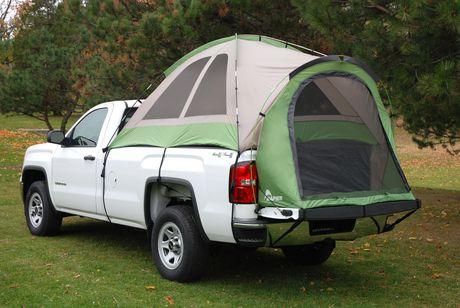 Napier Outdoors Backroadz Truck Tent 8 Ft Bed Walmart