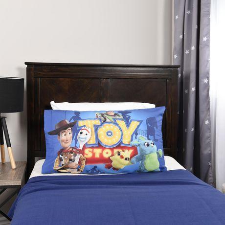 Disney Pixar Toy Story 4 Standard Pillowcase - image 2 of 2