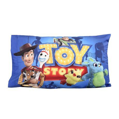 Disney Pixar Toy Story 4 Standard Pillowcase - image 1 of 2
