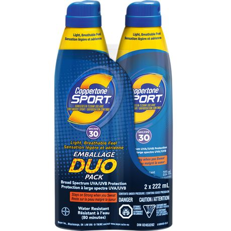 Coppertone Sport®  Sunscreen Lotion Duo SPF30 - image 1 of 2