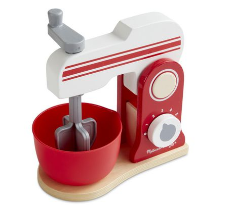 Melissa & Doug Blend & Bake Mixer Play Set - image 2 of 5