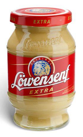 Lowensenf Extra Hot Mustard - image 1 of 2