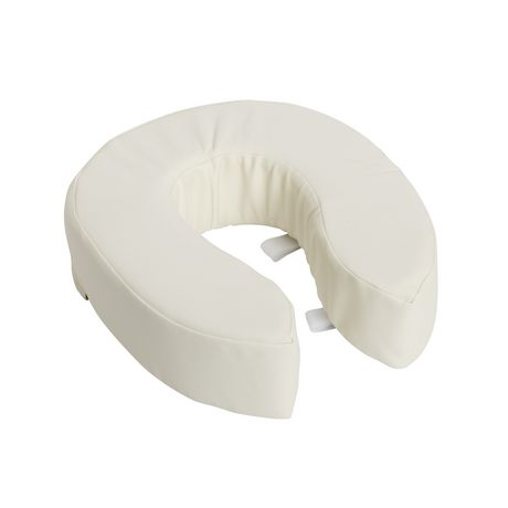 Coussin de siège de toilette DMI en mousse de vinyle de 2 po - image 1 de 5