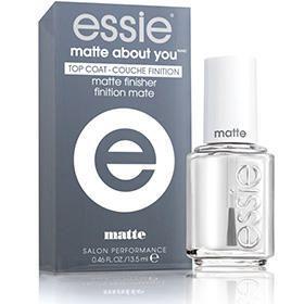 Essie top coat
