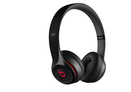 beats by dr. dre Beats Solo 2 Wired On-Ear Headphones - image 1 of 1