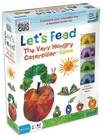 Eric Carle™ Eric Carle Let's Feed The Very Hungry Caterpillar Game - image 1 of 2