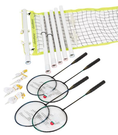 EastPoint Badminton Set with Caddy - image 1 of 4