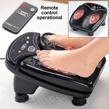 Vibration In Foot >> Technomedic Vibration Foot Massager