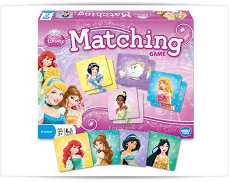 Wonder Forge - Disney Princess Matching Game - image 1 of 1