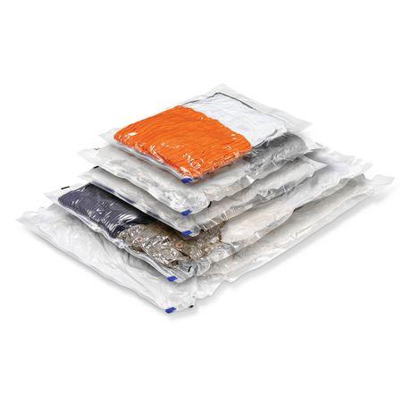 honeycando 5pack vacuumpacks storage bags