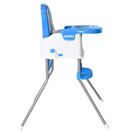 Cosco Sit Smart DX 4 in 1 High Chair - Bogdan Blue - image 6 of 9