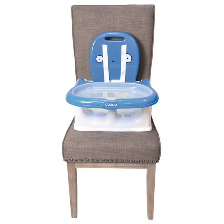 Cosco Sit Smart DX 4 in 1 High Chair - Bogdan Blue - image 5 of 9