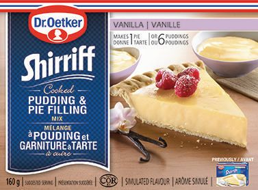 Dr.Oetker Shirriff Vanilla Cooked Pudding And Pie Filling Mix - image 1 of 2