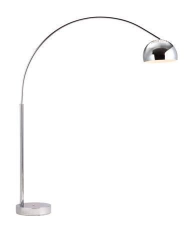 Galactic Floor Lamp -Chrome   Walmart Canada