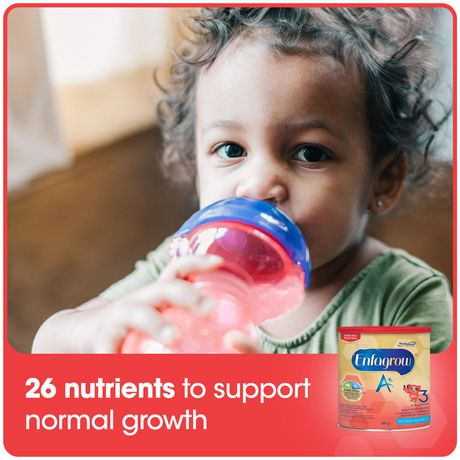 Enfagrow A+® Toddler Nutritional Drink, Milk Flavour Powder - image 3 of 4