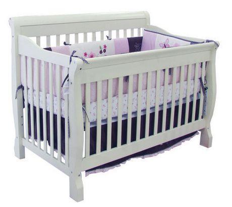 Kidilove Tammy 4 In 1 Convertible Baby Crib Walmart Ca