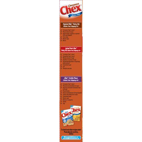 Chex Gluten Free Cinnamon Cereal - image 3 of 7