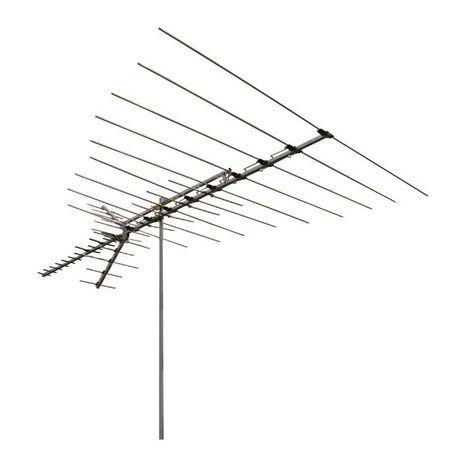 Antenne HDTV extérieure Yagi de RCA avec perche de 150 po - image 1 de 3