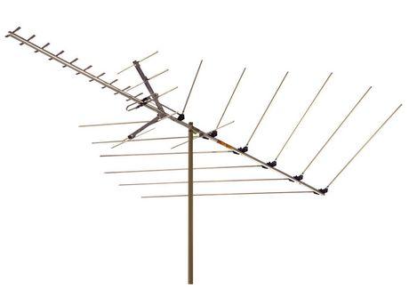 Antenne HDTV extérieure Yagi de RCA avec perche de 150 po - image 2 de 3