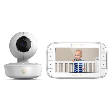 motorola mbp36xl 5 portable video baby monitor walmart canada. Black Bedroom Furniture Sets. Home Design Ideas