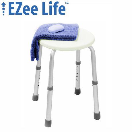 Ezee Life Round Bath Stool - image 1 of 1