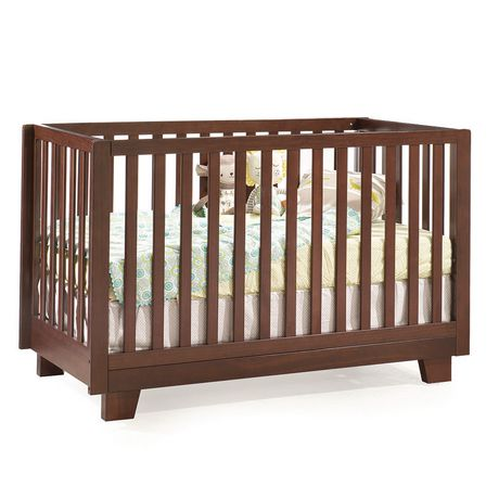 Kidilove Modern 4 In 1 Convertible Baby Crib
