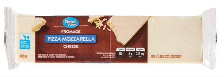 Great Value Pizza Mozzarella Cheese - image 1 of 3