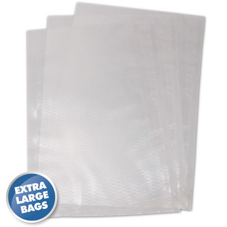 Weston Extra Large 15 x 18 Vacuum Bags (100 count) - image 1 of 1