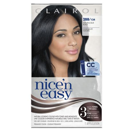 Fantastic Clairol Nicen Easy Hair Colour 1 Kit Walmart Ca Hairstyles For Men Maxibearus