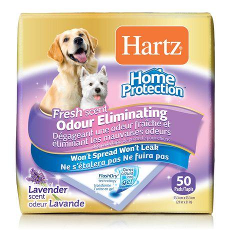 Hartz Home Protection Odeur eliminant tapis pour chien 50 - image 1 de 1