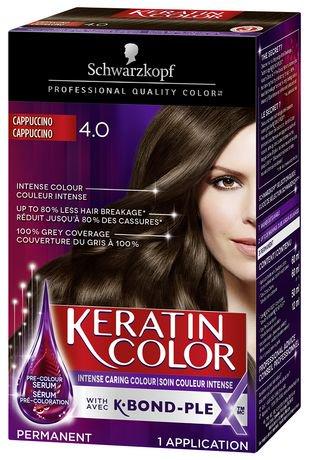 Schwarzkopf Keratin Color AntiAge Hair Colour  Walmart Canada