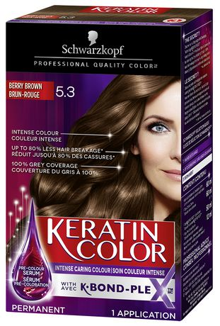 Schwarzkopf Keratin Color Anti Age Hair Colour Walmart