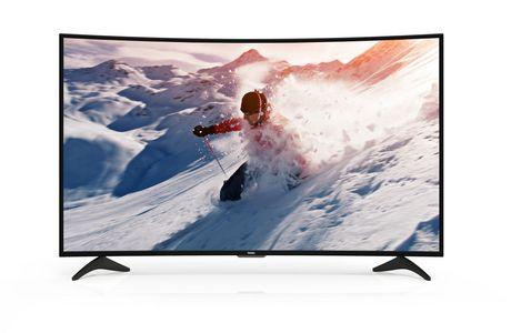 "Haier 65"" 4K 60hz Curved UHD LED TV - image 1 of 2"
