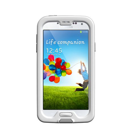 Lifeproof fre Case for Samsung Galaxy S4 - White&Grey - image 2 of 2