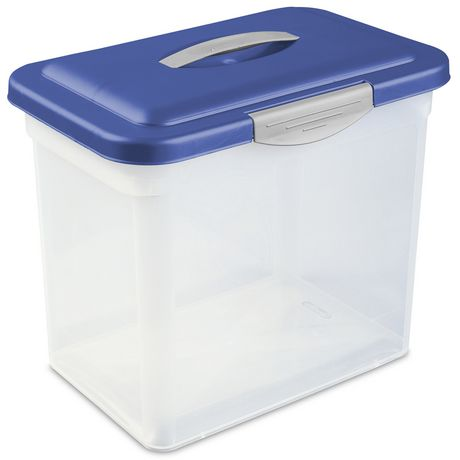 Sterilite Showoffs Large Storage Container Walmart Canada