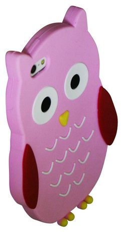 Exian Case for iPhone SE 5/5s - Silicon Owl - image 3 of 3