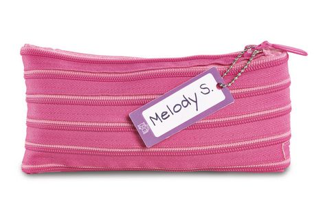 Mabel's Labels Write Away Girls Bag Tags, 6 Count - image 2 of 3