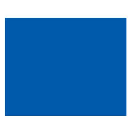 ARTSKILLS Blue Poster Board