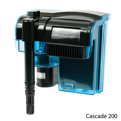 Penn plax cascade bio falls power filter walmart canada for Fish tank filter pump walmart