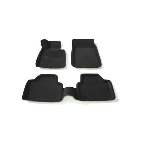 tapis de voiture 3d findway pour bmw s rie 3 2007 2011. Black Bedroom Furniture Sets. Home Design Ideas