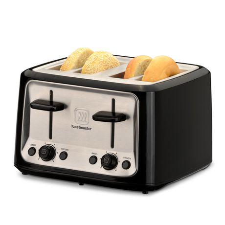 Toastmaster 4 Slice Toaster - image 1 of 2